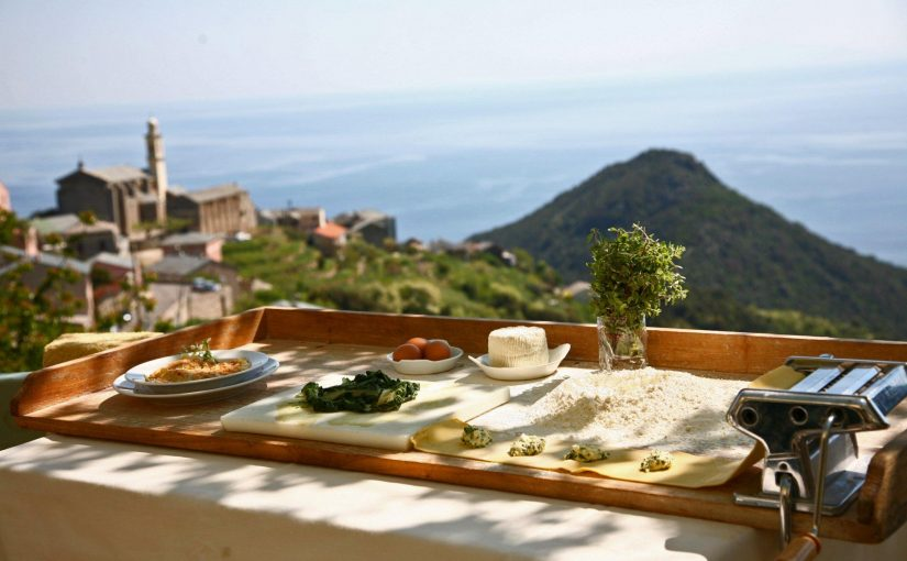 La Corse et sa gastronomie à découvrir