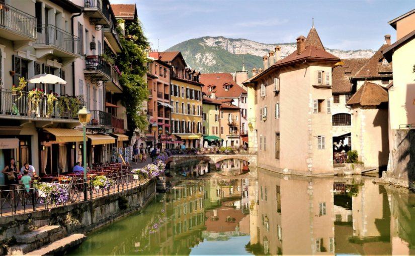5 raisons de passer vos prochaines vacances à Annecy